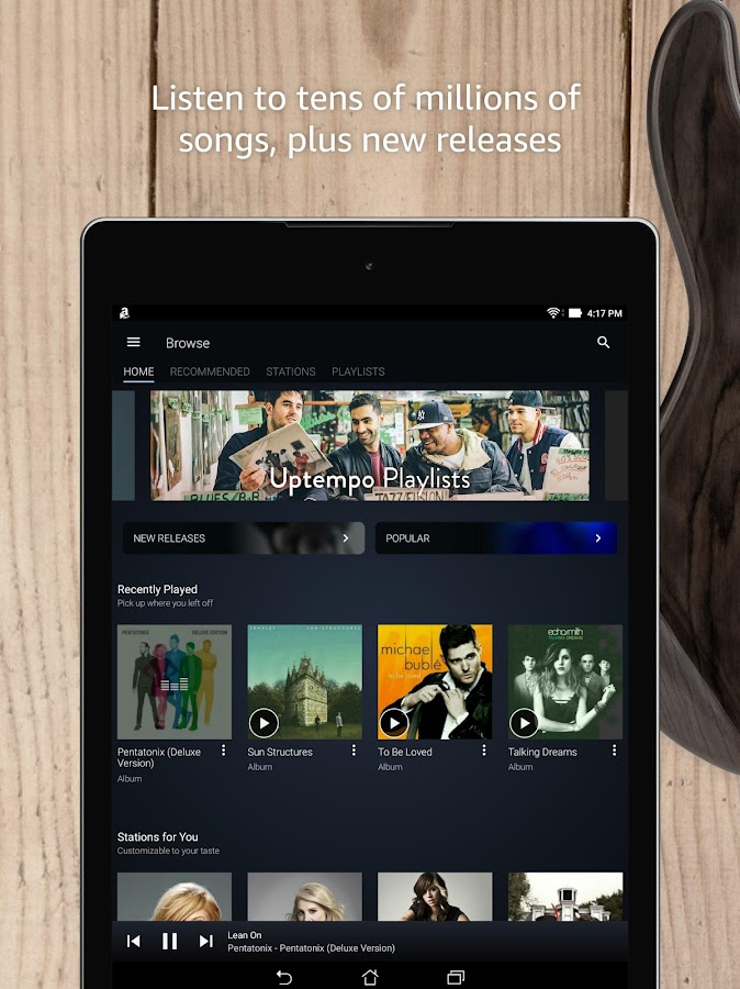 Amazon Music Screenshot 4