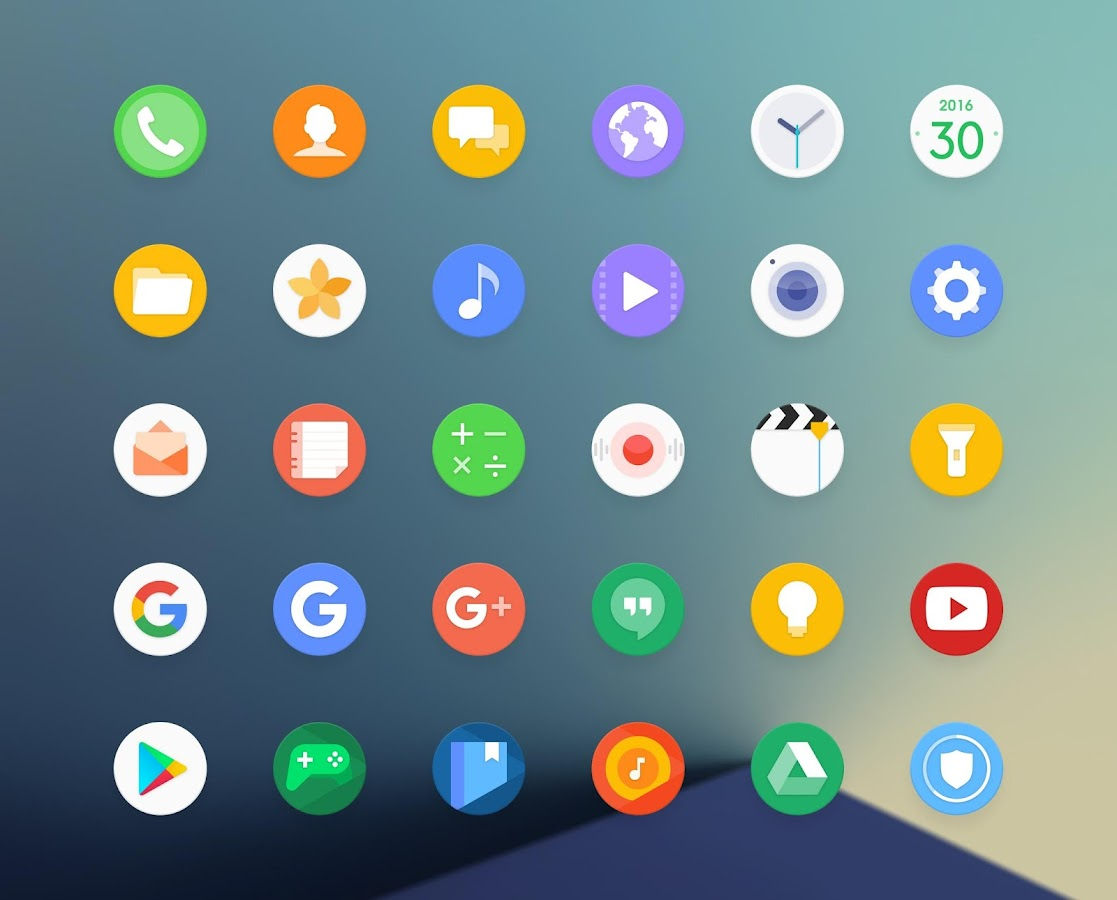 Grace Pixel UX - Icon Pack Screenshot 0