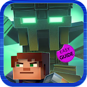 Download guide Minecraft Story Mode-season two APK for Android Kitkat
