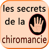 APK App les secrets de la chiromancie for BB, BlackBerry