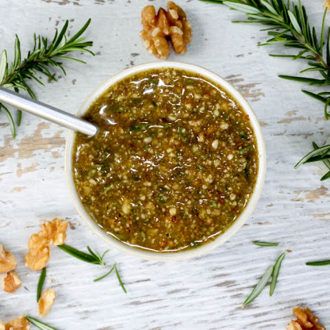 Walnut & Rosemary Pesto
