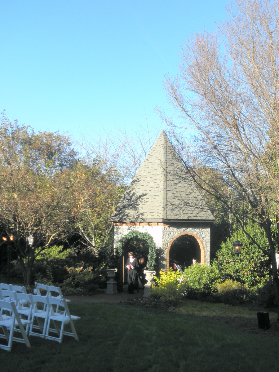 gazebo weddings in virginia