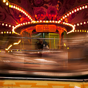 Fun at the fair by Julie Wetherell - City,  Street & Park  Amusement Parks