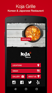 Koja Grille - screenshot