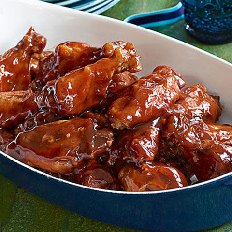 Slow-Cooker Party Wings
