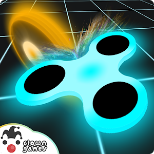Fisp.io Spins Master of Fidget Spinner For PC