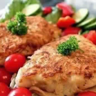 Fish Fillets In A Potato Batter