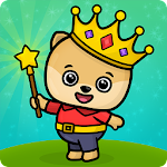 Baby games with Fairy Tales Icon