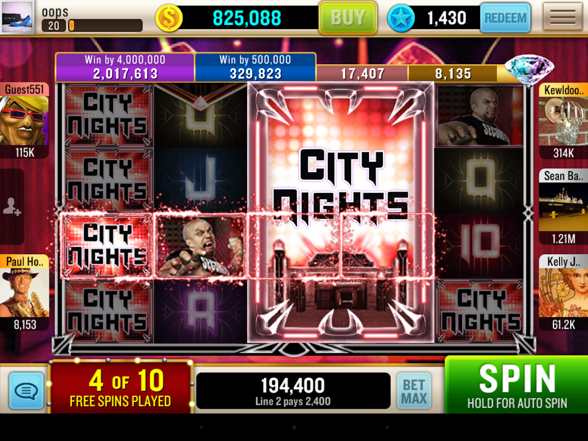 Slots - Vegas Party 3D Free! Screenshot 11