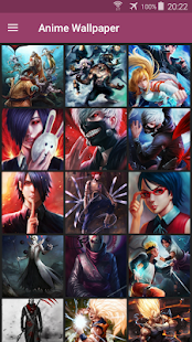 App Anime Wallpaper APK for Windows Phone