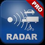 Detector de Radares Pro. Avisador Radar y Tráfico Icon