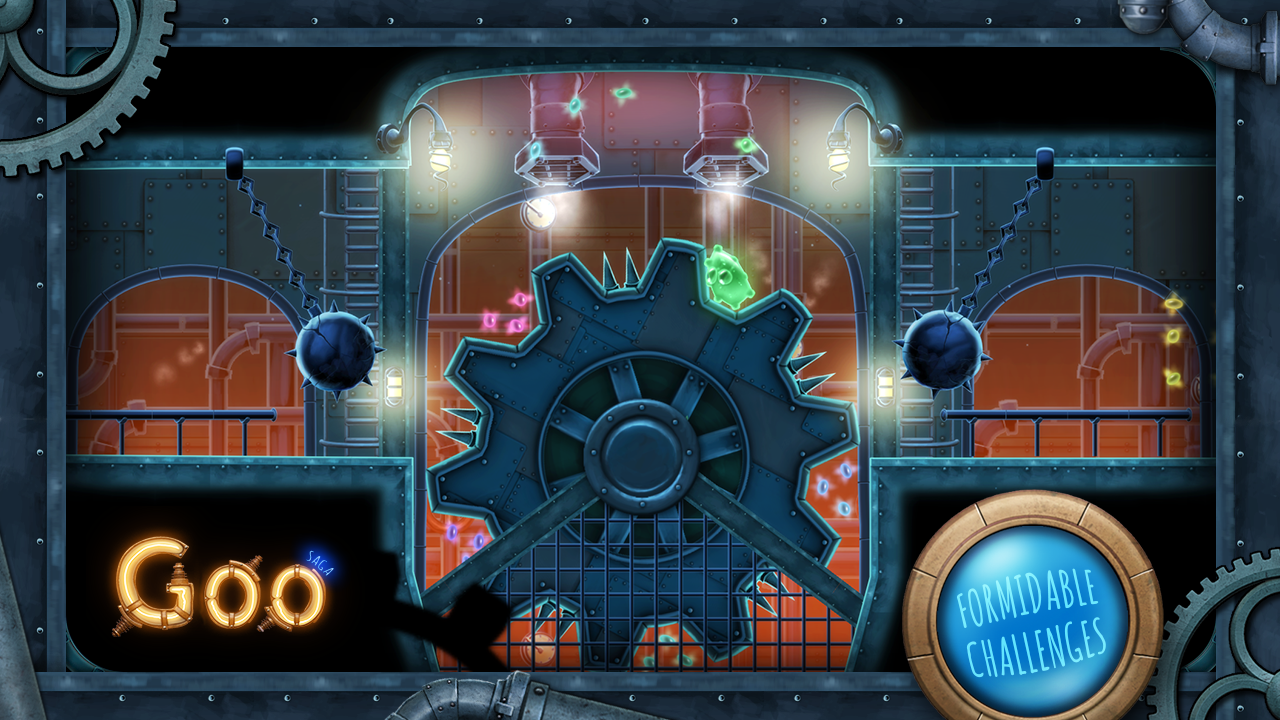 Goo Saga Screenshot 3
