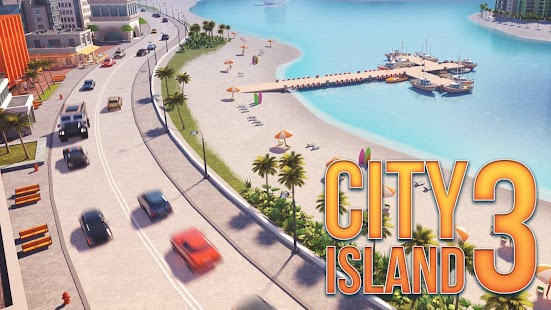 City Island 3: Building Sim Screenshot