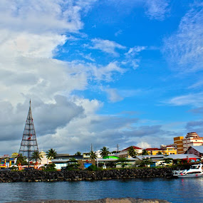 Manado City by Rendy Massie - Landscapes Beaches