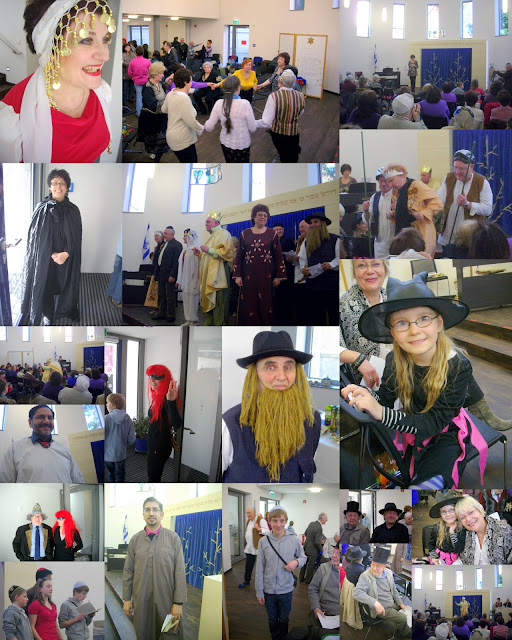 Purim in Hameln