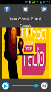 Nossa Webradio Preferida - screenshot