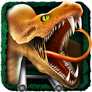 Snakes And Ladders 3D Icon