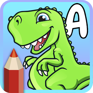 Cute Animated Dinosaur Coloring Pages For PC / Windows 7/8/10 / Mac – Free Download
