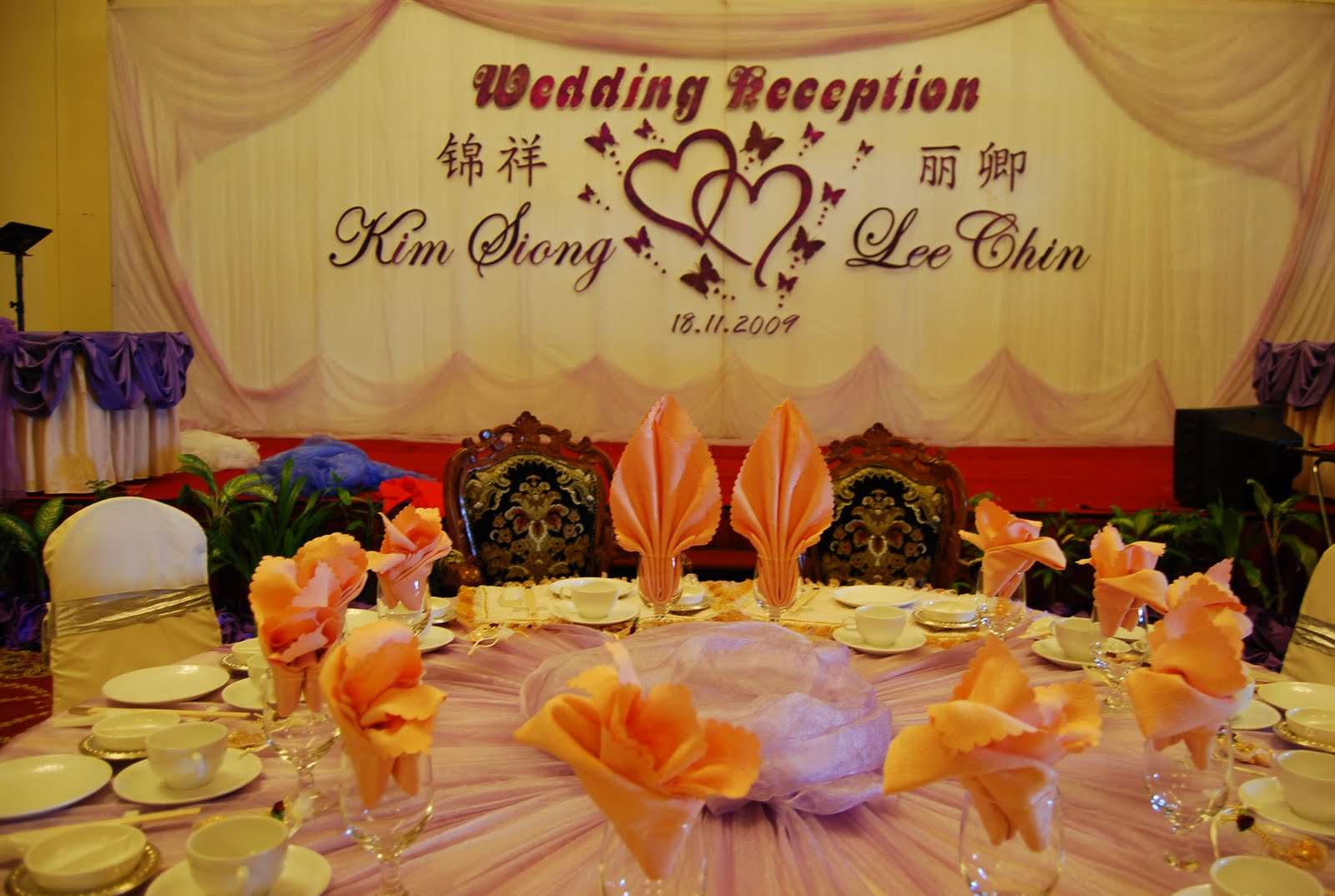 backdrops for weddings