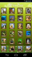 Screenshot of Animal sounds: Moo box (Free)!