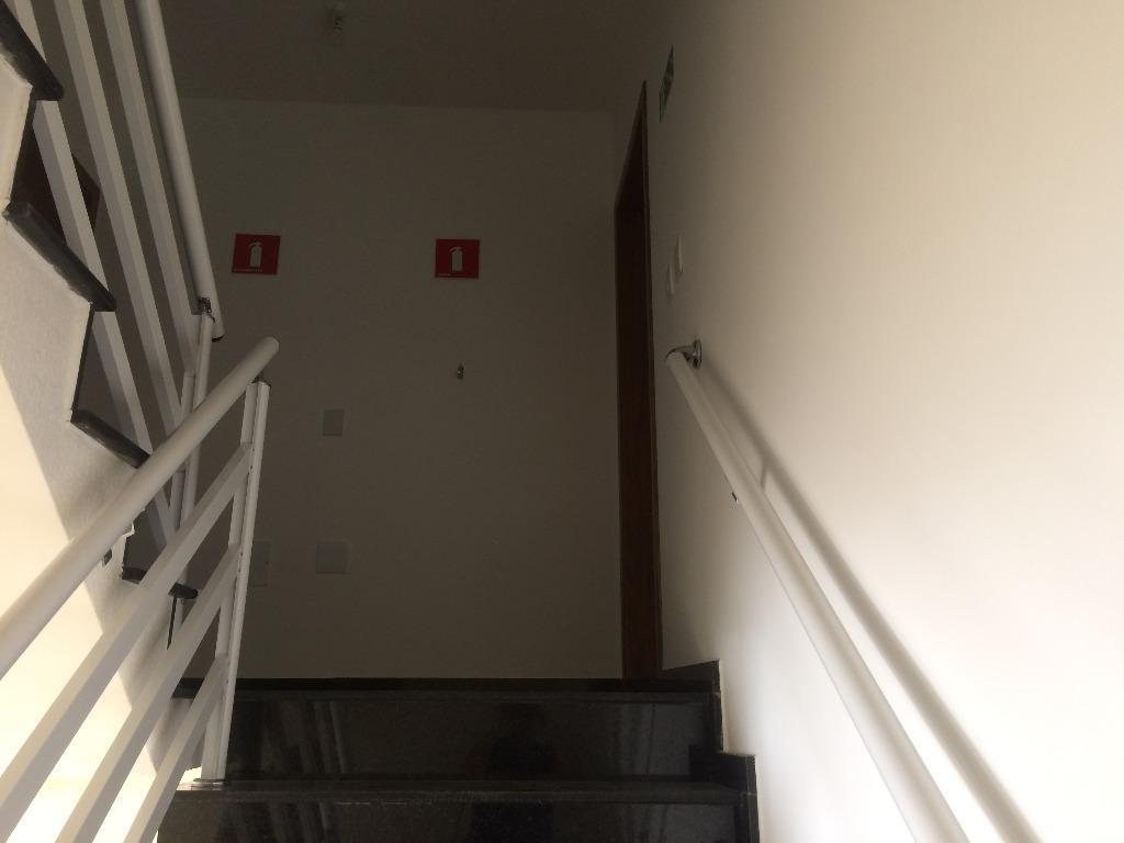 Acesso apartamento