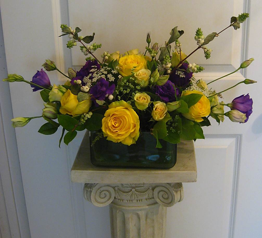 table centerpieces for