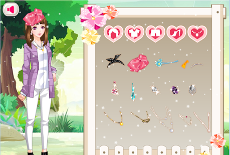 Dressup And Makeover Game- screenshot thumbnail