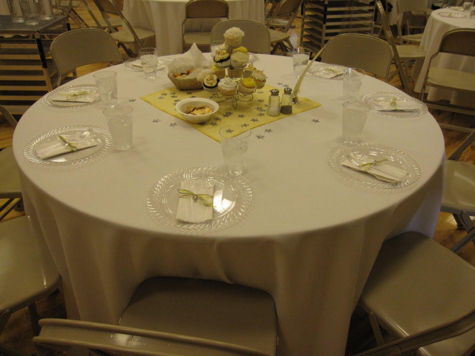 Michyles Blog Cupcake Centerpieces For