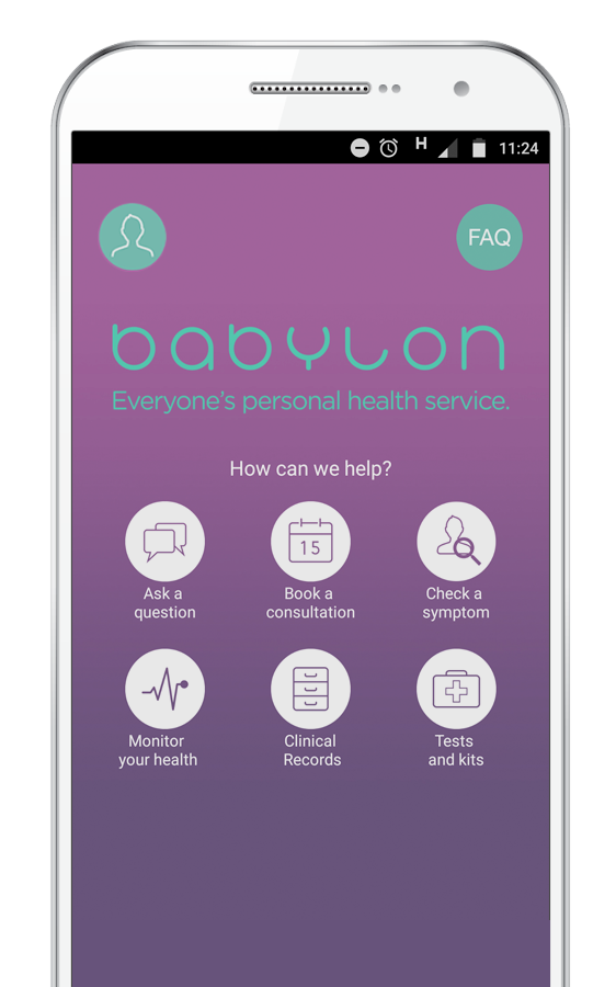 babylon health doctor Screenshot 0