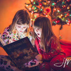 Believe in the magic of Christmas! by Jennifer Mize - Babies & Children Child Portraits
