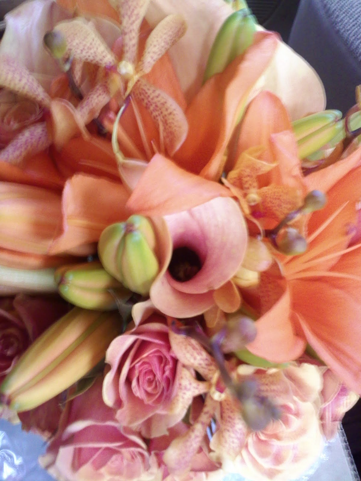 Fall flowers and weddings!
