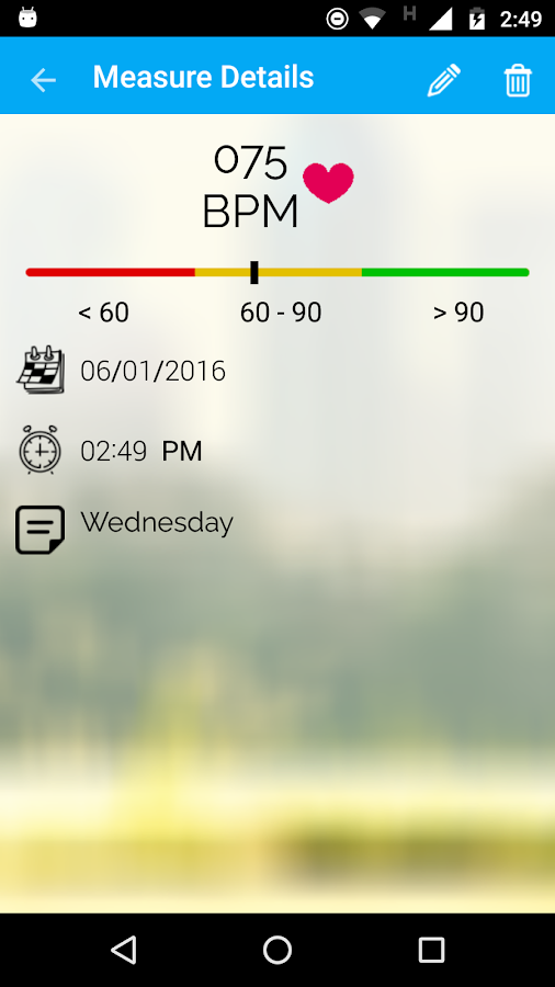 Heart Rate Monitor Pro Screenshot 4