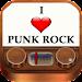 Punk Rock Radio Icon