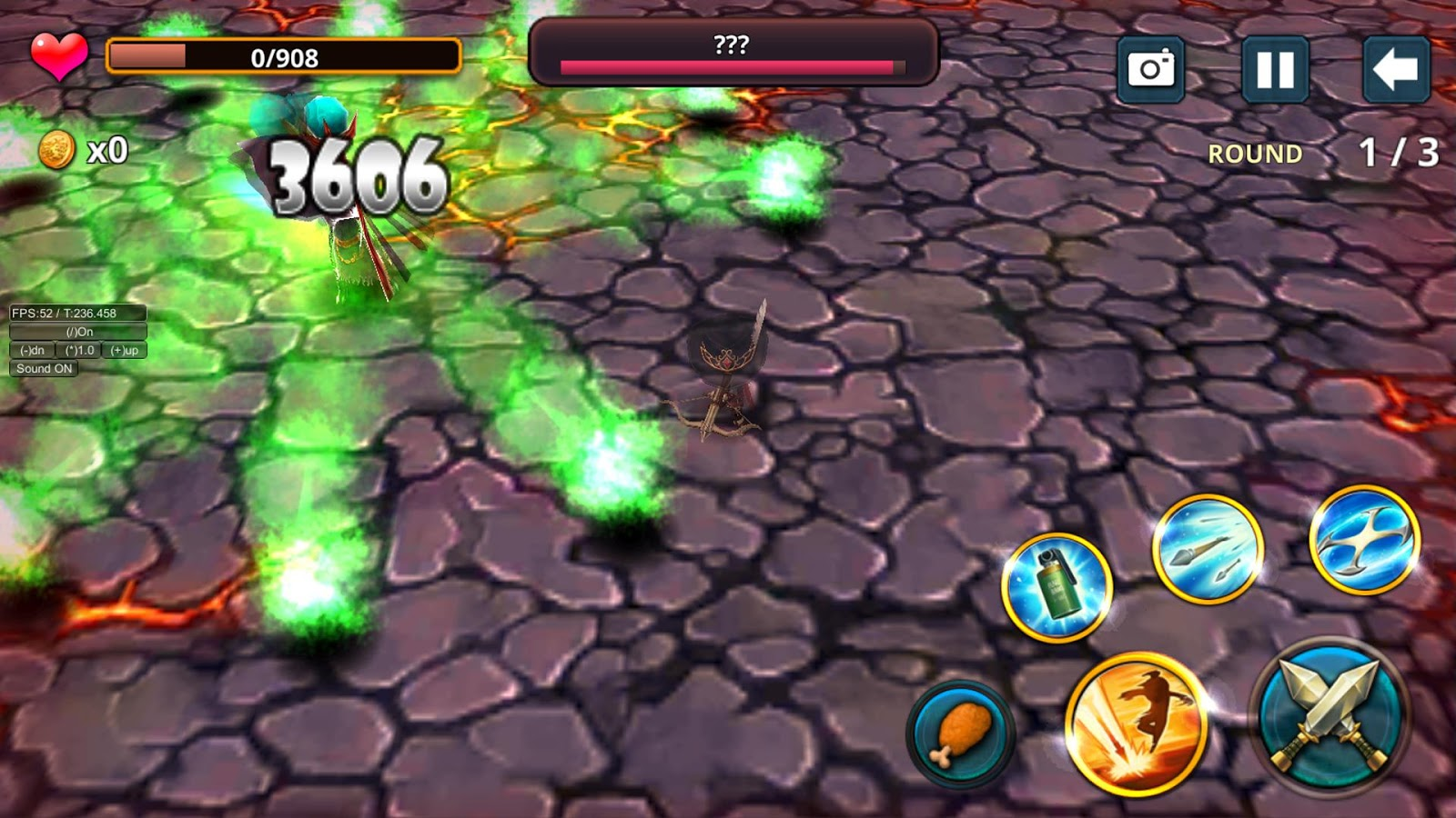 Demong Hunter! Screenshot 7