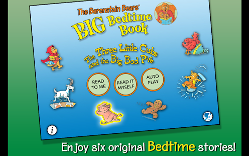 BB - BIG Bedtime Book - screenshot