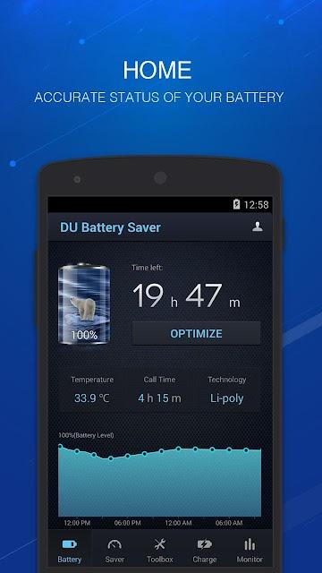 DU Battery Saver&Phone Charger screenshots