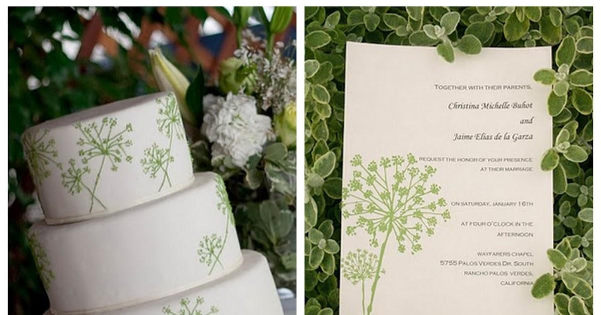 Kelsees Blog Lime Green Wedding Theme