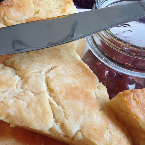 Light and Flaky Scones