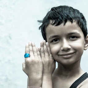 Joy of life by Priyank Jha - Babies & Children Child Portraits ( love, priyank jha photography, nikon micro 105mm f2.8 g vr, nikon d7100, child portrait, joyful photography, happiness, india, baby, portrait )