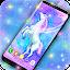 Majestic Unicorn Live Wallpaper