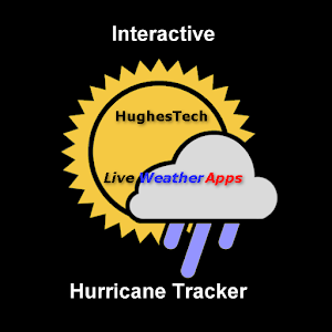 Interactive Hurricane Tracker App
