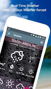 Weather Superfast screenshot for Android