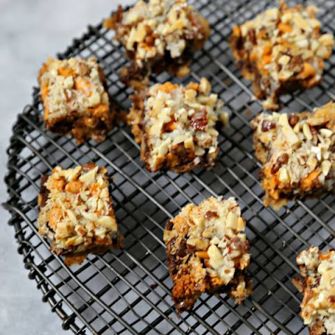 Sweet and Salty Chocolate Bacon Bars