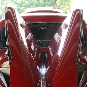 red  by John Lebron - Transportation Automobiles