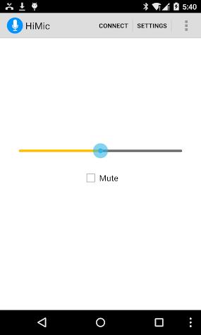 HiMic Screenshot