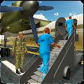 Download Army Prisoner Transport Plane APK on PC