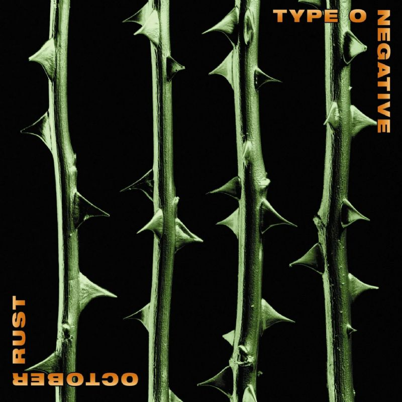 Type O Negative - 1996 - Octuber Rust