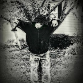 Jason by Karen Carter Goforth - Public Holidays Halloween ( decoration, halloween,  )