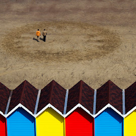 by Gokhan Bayraktar - Landscapes Beaches ( patterns, beach )