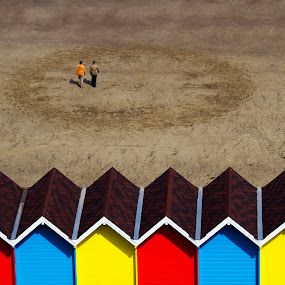 by Gokhan Bayraktar - City,  Street & Park  Neighborhoods ( patterns, beach )